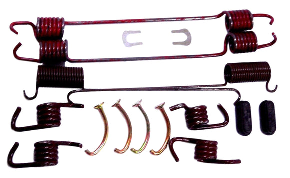 2457 Drum Brake Hardware Kit