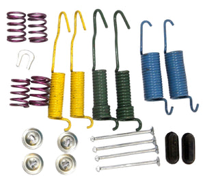 LEE 7111 Disc Brake Hardware Kit