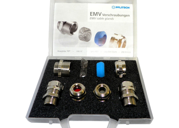 PFLITSCH EMV Cable Glands Kits