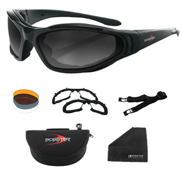 Balboa BRA201 Raptor II Black Frame Interchangeable - 3 Lenses