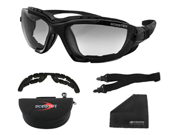 Balboa BREN101 Renegade Black Flame Convertible - Photochromic Lens