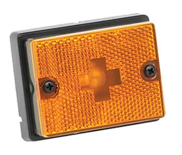 Cequent 203111 Stud Side Marker - Amber