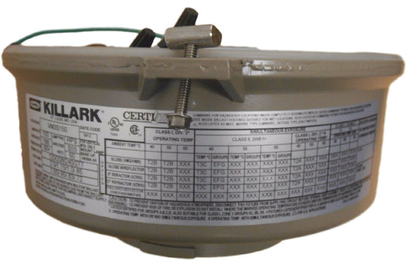 Killark VM3S150 - High Pressure Sodium Light Fixture S55