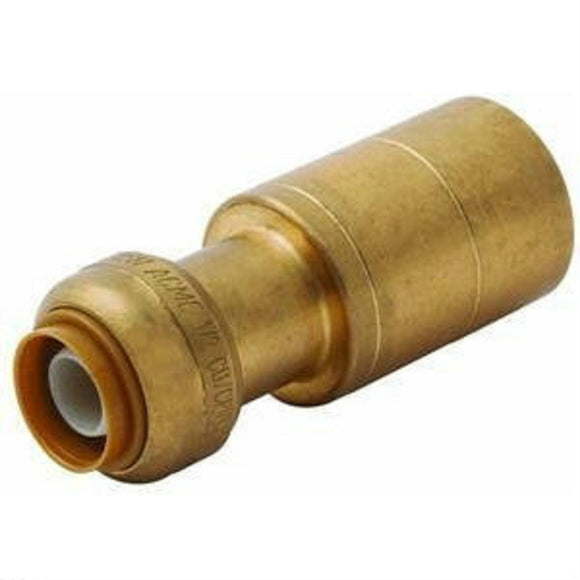 SharkBite Cash Acme U722A Shark Bite Tail Reducer 3/8 x 3/4