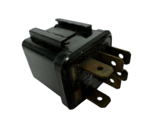 Worldparts 203-0007 HVAC Blower Relay fits Nissan Isuzu Chevrolet 1989-1979