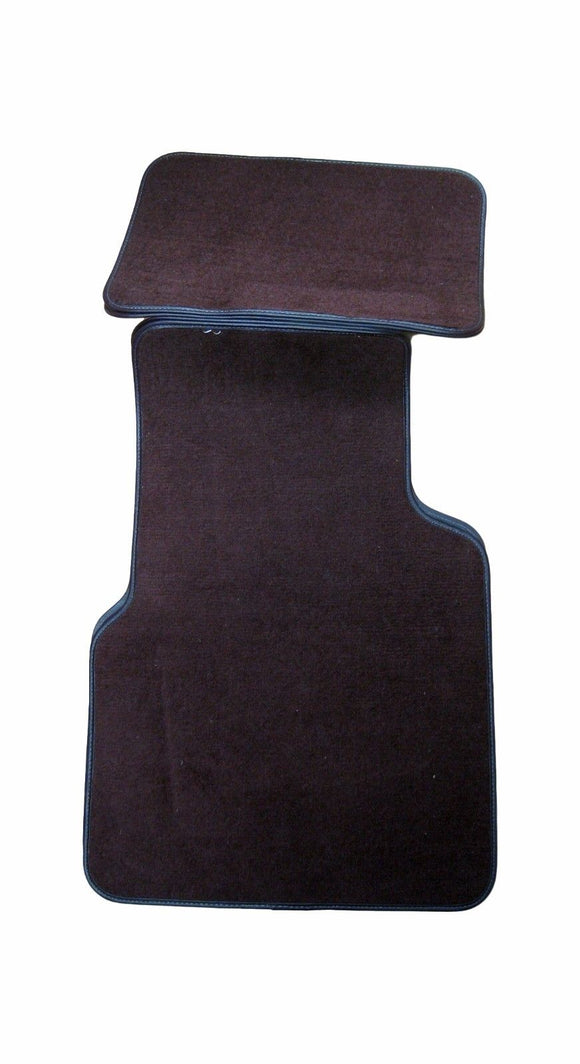 Ford Universal Carpeted Floor Mats 2 F & 2 R Ford Lincoln Mercury F0AZ-5413300-E