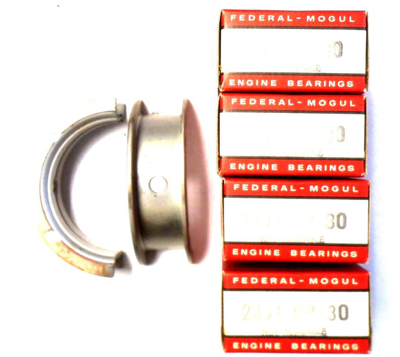 Federal Mogul 4020 M-30 Engine Main Bearing Set 4020M30