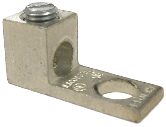 ILSCO D3751 Terminal Lug Single Barrel 4-14 AL9CU