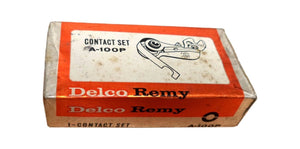 Delco Remy A-100P A100P Contact Point Set Fits 1957 -1960 Dodge Plymouth