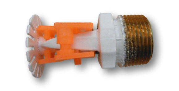 White Pendent Automatic Sprinkler Head 3/4