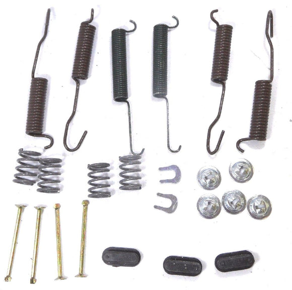 6340 Drum Brake Hardware Kit