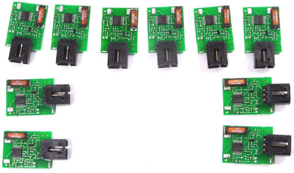 Polar 94032398 RE07S Wireless Receiver Module Ilni Nc Molex Lot of 10 Brand New