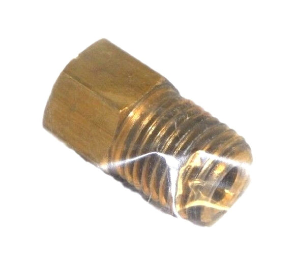 Big A Service Line 3-12454 Brass Fitting 5/16