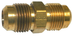 Big A Service Line 3-14208 Brass Flare Union Connector 1/2""