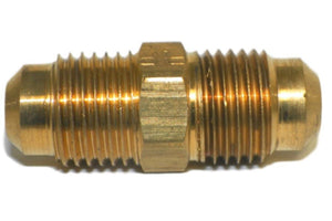Big A Service Line 3-14205 Brass Flare Union Connector 5/16""