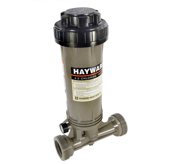 Hayward CL100 In-Line Automatic Chlorine Feeder
