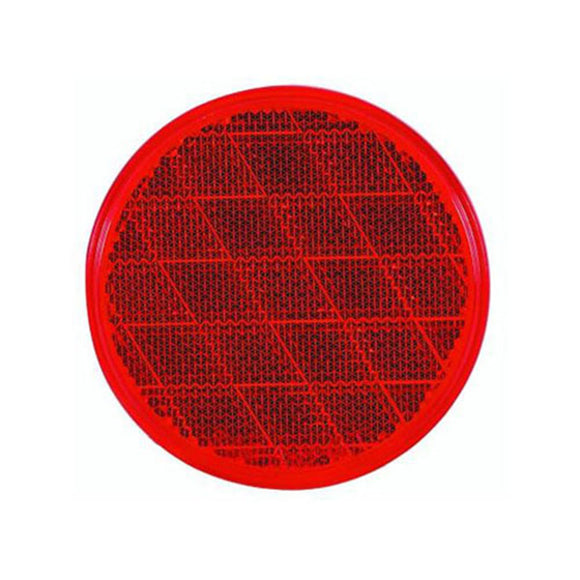 Optronics RE-21Rs Reflector Round Red