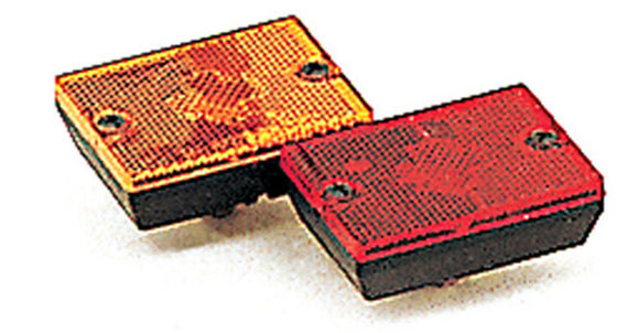 Optronics MC-36RS Clearance Light Stud Red