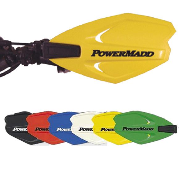 Powermadd 34285 Power X Series Handguards Yellow/No Mount
