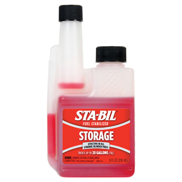 Gold Eagle 22208 Sta-Bil Fuel Stabilizer (8 Oz)