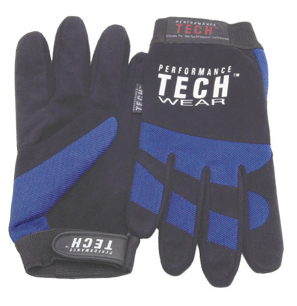 Performance Tool W89001 Tech Wear Gloves - Xlarge