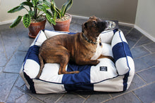 Load image into Gallery viewer, Nautical Pet Bed
