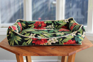 FOXIE&CO Tropical Pet Bed