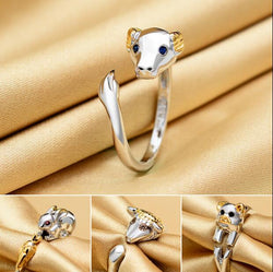 Silver Chinese Zodiac Ring