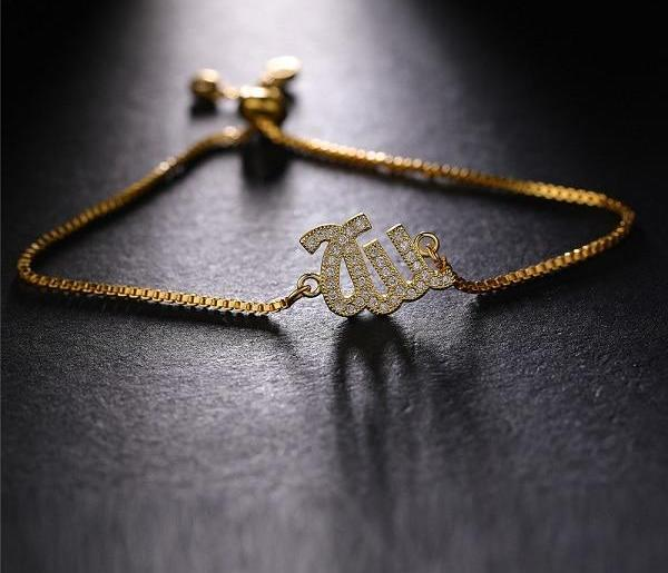 Stylish Diamond Zodiac Bracelet