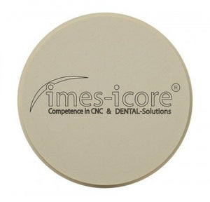 imes-icore CORiTEC model disc calibration puck