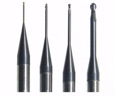Milling burs for VHF K5/S1/S2 CAD CAM systems carbide DLC burs milling tools for VHF K5/ S1/ S2