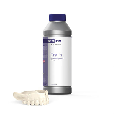 NextDent-3DSystems-Try-In for Ceramill Amann Girrbach 3D Printer