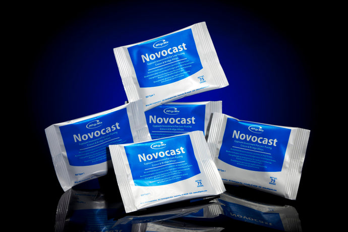 Novocast gypsum investment