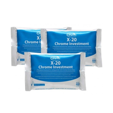 X-20 Chrome phosphate investment