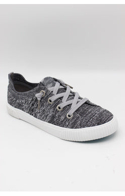 Free Spirit Sneaker - Heather Grey