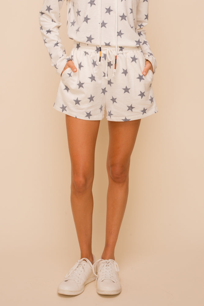 Hem & Thread Star Light Shorts