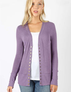 On The Go Cardigan