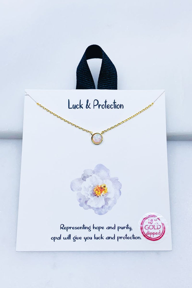 Luck & Protection Necklace