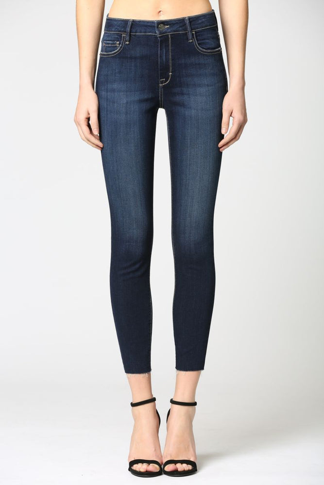 Hidden Jeans Clean Stretch Skinny
