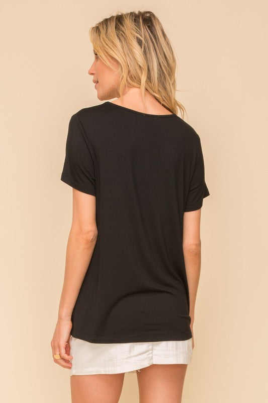Hem & Thread Oh Hello Tee