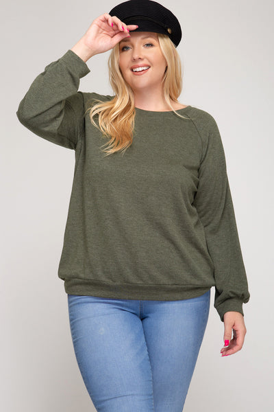Curvy Adeline Sweater