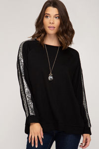 Curvy Shimmer Girl Top