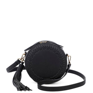 Load image into Gallery viewer, The Suzie Round Crossbody