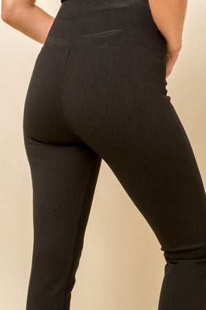 Hem & Thread Ponte Legging