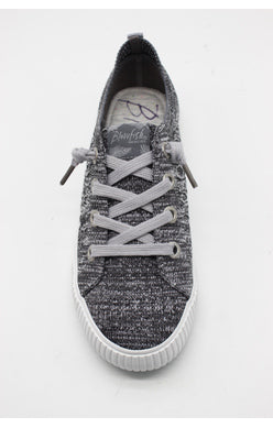 Load image into Gallery viewer, Free Spirit Sneaker - Heather Grey