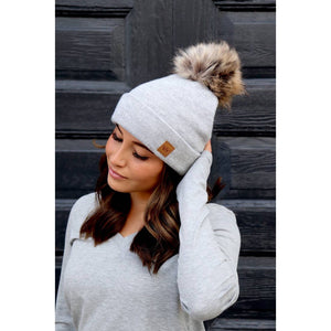 Light Grey Hat