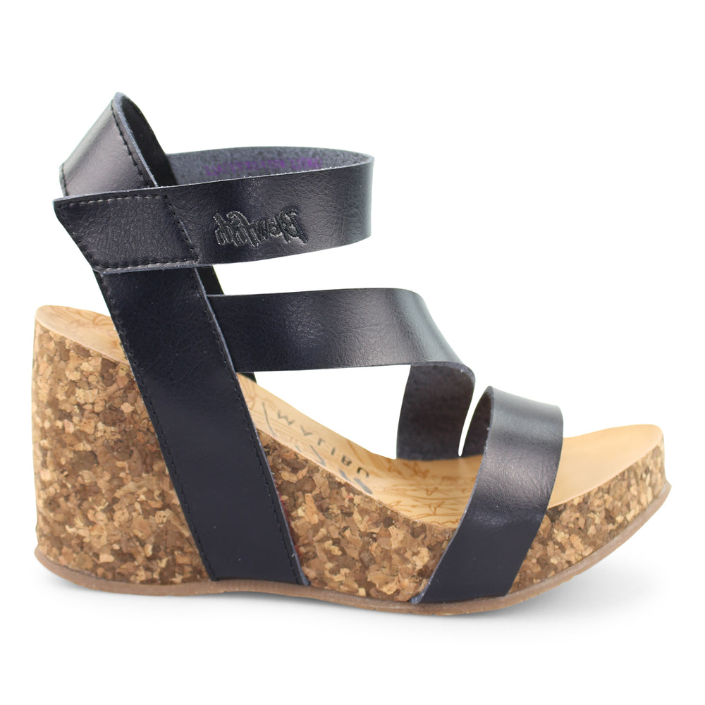 Blowfish Black Hapuku Wedge