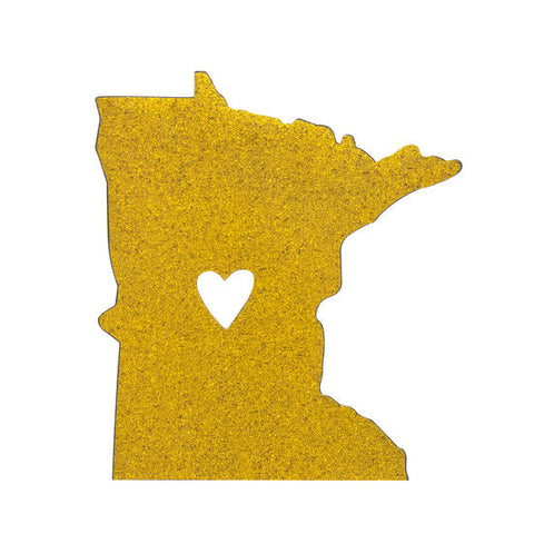 Minnesota Car Magnet
