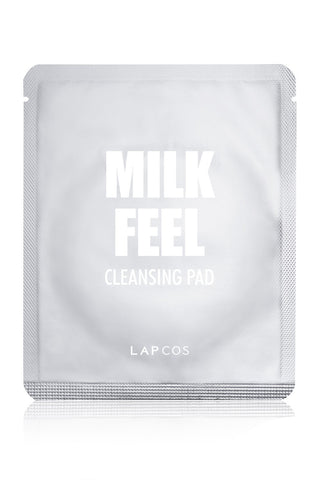 Milk Feel Exfoliating and Cleansing Pad Singles