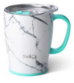 Load image into Gallery viewer, Swig Marble Slab 18oz Mug